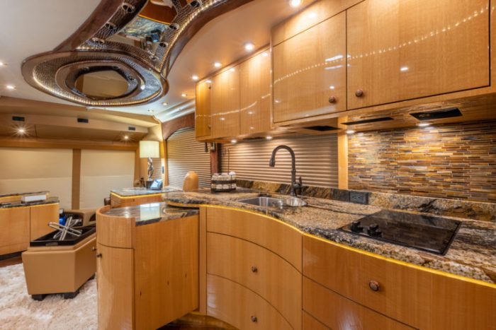 Stock Number 741 Interior Kitchen
