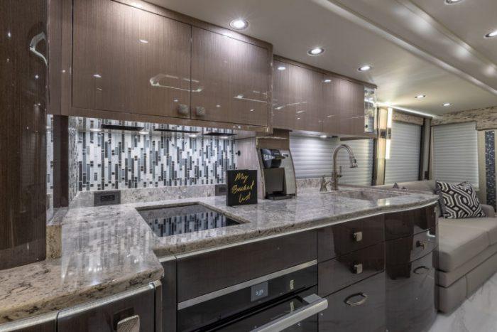 Coach Stock 10150 Interior Kitchen