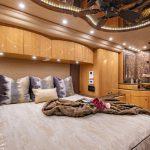 Coach Stock 718 Interior Bed
