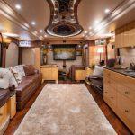 Coach Stock 718 Interior Living Area