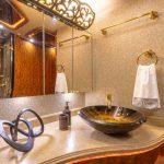 Coach Stock 728 Interior Vanity