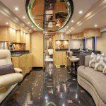 Coach Stock 735 Interior