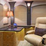 Coach Stock 735 Interior Desk