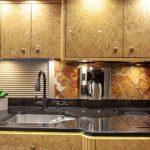 Coach Stock 735 Interior Kitchen