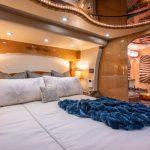 Coach Stock 743 Interior Bed