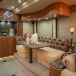 Coach Stock 755 Interior Dining