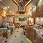 Coach Stock 755 Interior Kitchen
