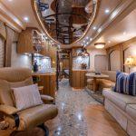 Coach Stock 757 Interior
