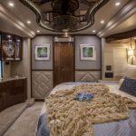 Coach Stock 758 Interior Bed