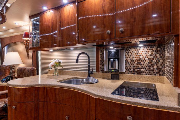 2015 Millennium H3-45 Kitchen