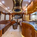 2012 Millennium H3-45 Stock #772 - Internal view from back to front