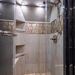 2021 Millennium H3-45 Stock #10161 - Shower