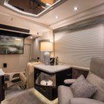 2021 Millennium H3-45 Stock #10161 - Front cabin