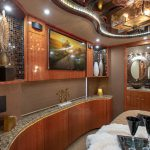 2014 Millennium H3-45 - Bedroom TV