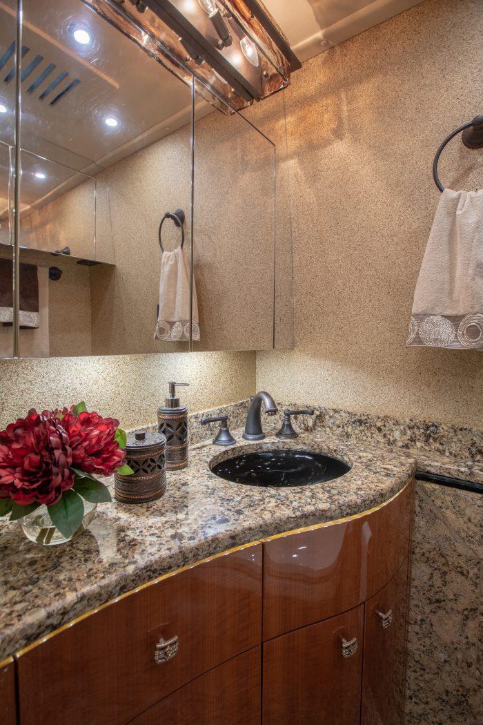 2014 Millennium H3-45 - Bathroom sink