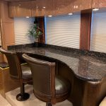 2010 Millennium H3-45 Stock #798 - Dining area with two chairs
