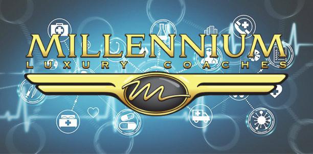 Millennium Luxury Coach Covid-19 Information